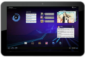 Ziilabs Android 3.x Tablet Reference Designs