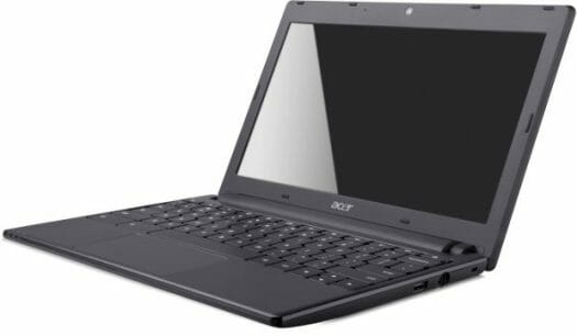 Acer Notebook With Chrome OS