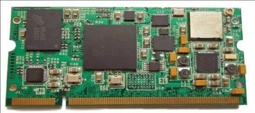 Texas Instruments AM355x system-on-module for Linux, Android and WinCE