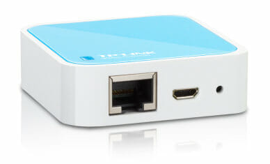 Low cost openWRT router