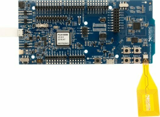 nRF52840 Preview Development Kit - Click to Enlarge