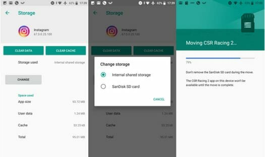 Android Moving Apps to SD Card