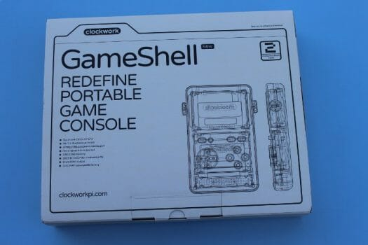 Gameshell Review Package