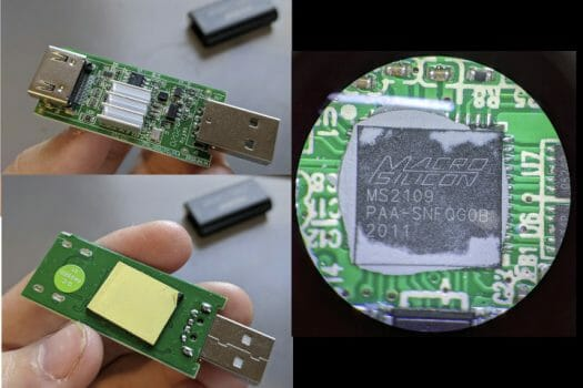 Camlink HDMI to USB-VIdeo Capture Card Board